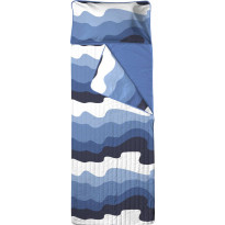 Unipussi Finlayson, Aalto 90x250cm, sininen