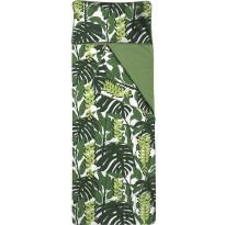 Unipussi Finlayson Bunaken, 90x250cm, valkoinen/vihreä