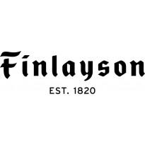 Parivuoteen satiinipussilakanasetti Finlayson Uni, 240x210cm, valkoinen