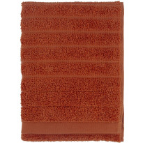 Käsipyyhe Finlayson Reilu, 50x70cm, tumma oranssi