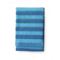 Käsipyyhe Finlayson Reiluraita, 50x70cm, sininen, turkoosi