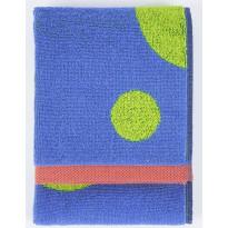 Käsipyyhe Finlayson Kupla, 50x70cm, sininen/vihreä