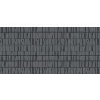 Kylpypyyhe Finlayson Coronna, 70x150cm, harmaa, musta