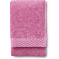 Käsipyyhe Finlayson Hali, 50x70cm, roosa
