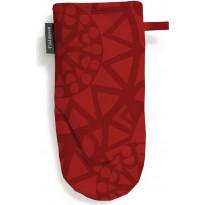 Patakinnas Finlayson Rosetti, 15x30 cm, punainen