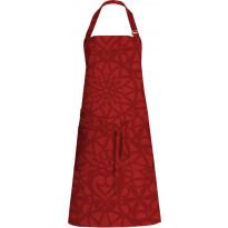 Esiliina Finlayson Rosetti, 70x85 cm, punainen