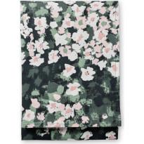 Pöytäliina Finlayson Leinikki, 145x250cm, vihreä/roosa