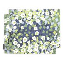 Tabletti Finlayson Leinikki, 46x35cm, sininen, vihreä 2 kpl/pak
