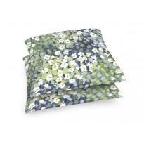 Tyynynpäällinen Finlayson Leinikki, 48x48cm, sininen, vihreä