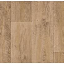 Vinyylimatto Forbo Modul'up Habitat, Rustic Oak Savannah, leveys 2m