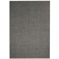 Sisaltyylinen matto sisä-/ulkotiloihin, 120x170cm, tummanharmaa