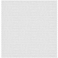 Puutarhan verkkoaita, ruostumaton teräs, 50x50cm, 30x17x2.5mm