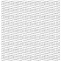 Puutarhan verkkoaita, ruostumaton teräs, 100x85cm, 30x17x2.5mm