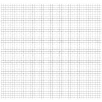 Puutarhan verkkoaita, ruostumaton teräs, 100x85cm, 21x21x2.5mm
