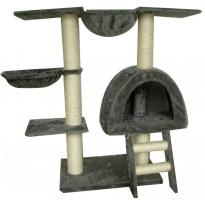 Kissan raapimispuu, 105cm, harmaa