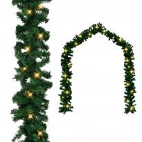 Jouluköynnös LED-valoilla, 5 m, Verkkokaupan poistotuote