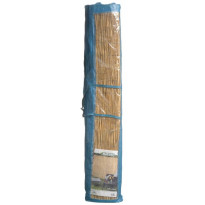 Puutarha-aidat, 2kpl, bamburuoko, 500x100cm