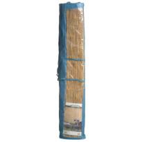Puutarha-aidat, 2kpl, bamburuoko, 500x150cm