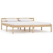 Sängynrunko täysi mänty 180x200 cm