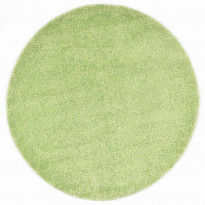Nukkamatto, Ø120cm, vihreä