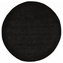 Nukkamatto, Ø160cm, musta