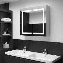 Led kylpyhuoneen peilikaappi 80x12,2x68 cm