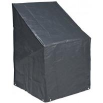 Puutarhakalustelusuoja tuoleille, 110x68x68 cm