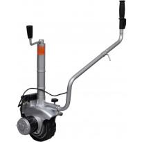 Moottorilla varustettu alumiininen peräkärryn siirtäjä, 12 V, 350 W