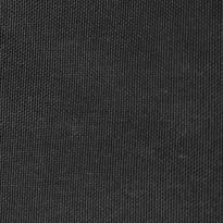 Aurinkopurje Oxford-kangas, neliö, 3,6x3,6 m antrasiitti