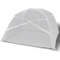 Hyönteisverkko 2-ovinen, 200x180x150cm, valkoinen
