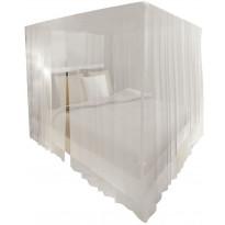 Hyönteisverkko sänkyyn, kolmella aukolla, 2kpl