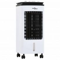 Siirrettävä ilmanjäähdytin, -kostutin, -puhdistaja, 80 W, 24 x 26 x 57 cm, Verkkokaupan poistotuote