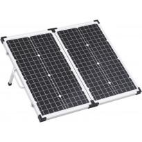 Kokoontaitettava aurinkopaneeli kotelolla, 60 W, 12 V