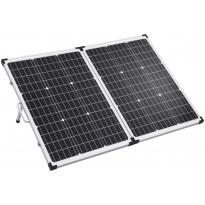 Kokoontaitettava aurinkopaneeli kotelolla, 120 W, 12 V