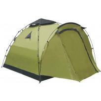 Pop-up teltta, 3 hengelle, vihreä