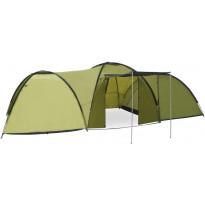 Teltta, 650x240x190cm, 8 hengelle, vihreä