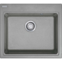 Keittiöallas Franke HS Maris MRG 610-58, 585x520mm, Fragranite, harmaa