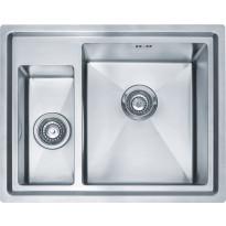 Keittiöallas Vela VLX 660 TL, 640x510mm, rst, Verkkokaupan poistotuote