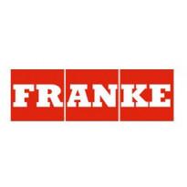 Vesilukko Franke, painonapillinen kaukosäätö, 1-osainen