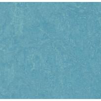 Linoleumilaatta Forbo Marmoleum Click Laguna, 30x30cm, vaaleansininen