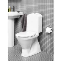 Gustavsberg WC-istuin Nordic 3 3500, piilo S-lukko, vakiokansi