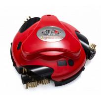 Grillbot grillinpuhdistusrobotti GBU101, punainen