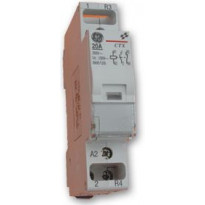 Kontaktori GE 1-mod 20A 1A/1S/230V