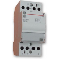 Kontaktori GE äänetön 2A/2S/230V