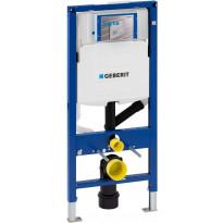 Seinä-WC -elementti Geberit Duofix DuoFresh, hajunpoistovalmiudella