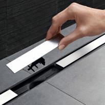 Suihkukouru Geberit CleanLine20 30-90 cm, sähkökiillotettu rst
