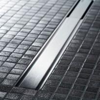 Suihkukouru Geberit CleanLine60 30-130 cm, sähkökiillotettu rst