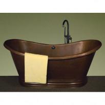 Kylpyamme GemLook 220323, 240 l, 180 x 81 x 78cm, kupari