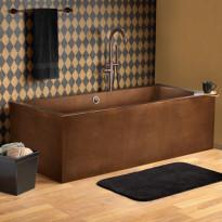 Kylpyamme GemLook 254142, 280 l, 182 x 81 x 55cm, kupari