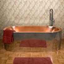 Kylpyamme GemLook 271352, 290 l, 175 x 83 x 55cm, kupari/teräs